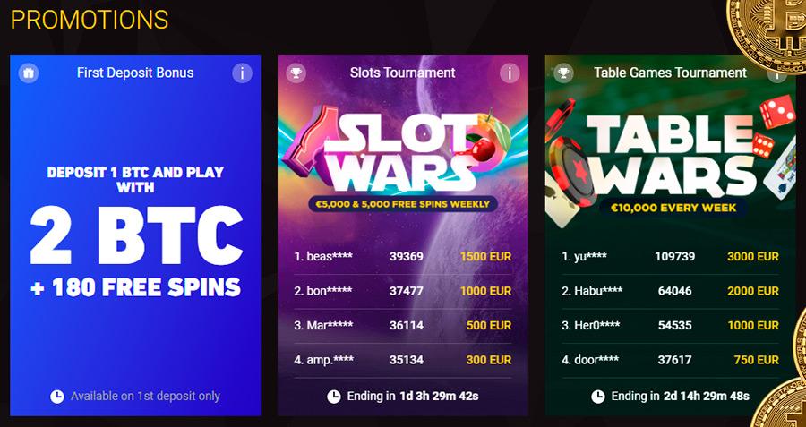 Top casino games real money