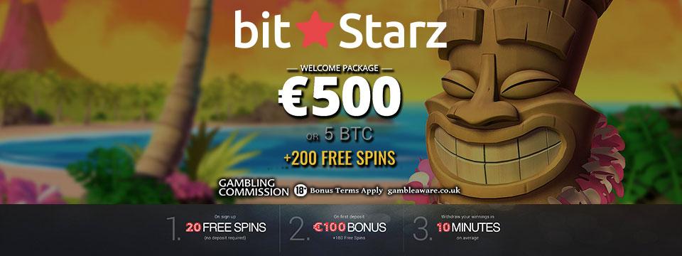 Bitcoin slot jackpots games