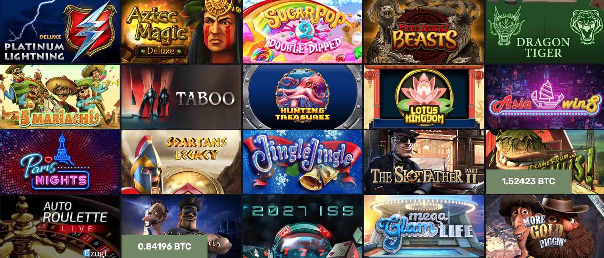 Casino 1 login