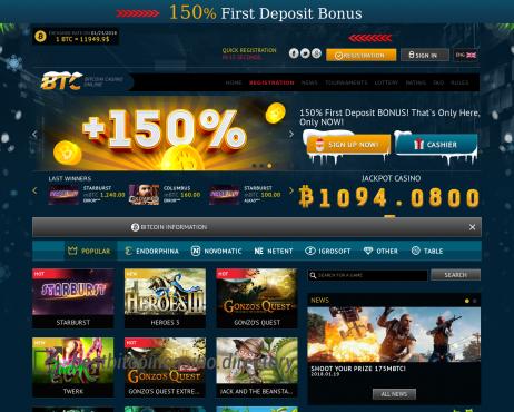 Cash's bitcoin casino in port allen