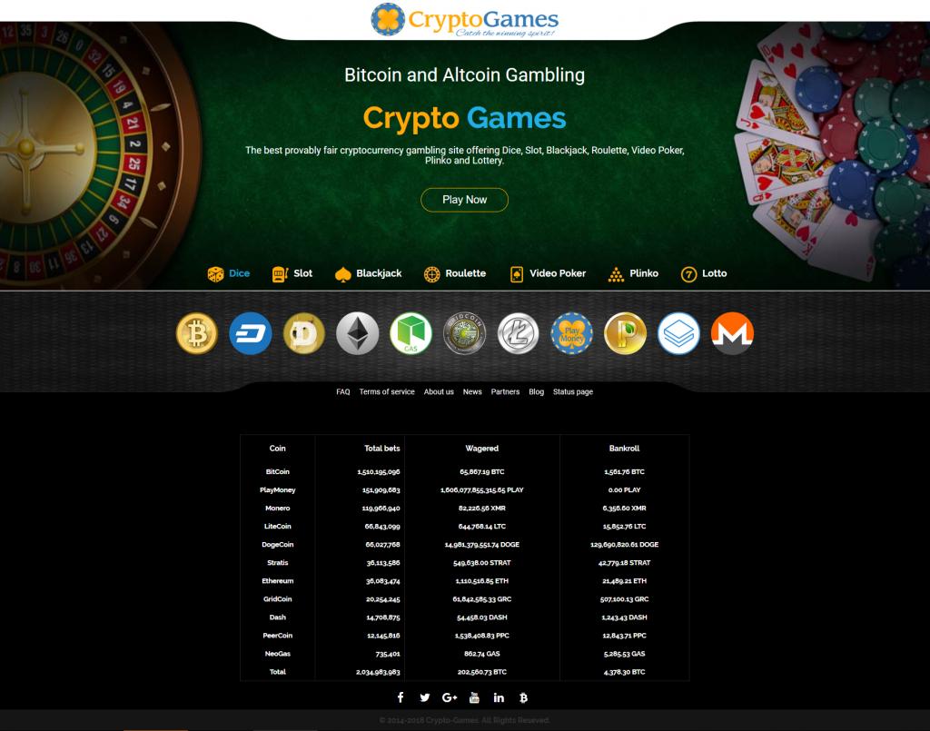 Online bitcoin casino 100 free spins